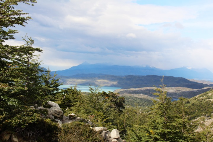 Torres Del Paine National Park,Patagonia