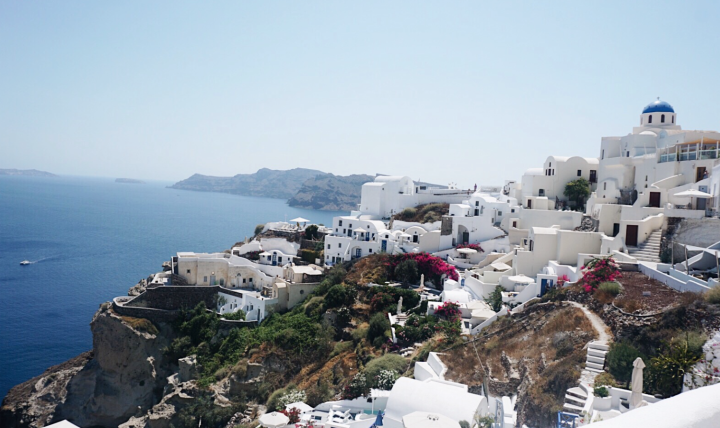 Greece Travel Diary: Athens & Santorini